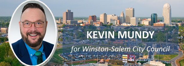 KEVIN MUNDY for City Council